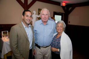 Jeff Cannizzo, Chester and Mary Broman